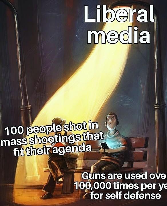 The media sucks - meme