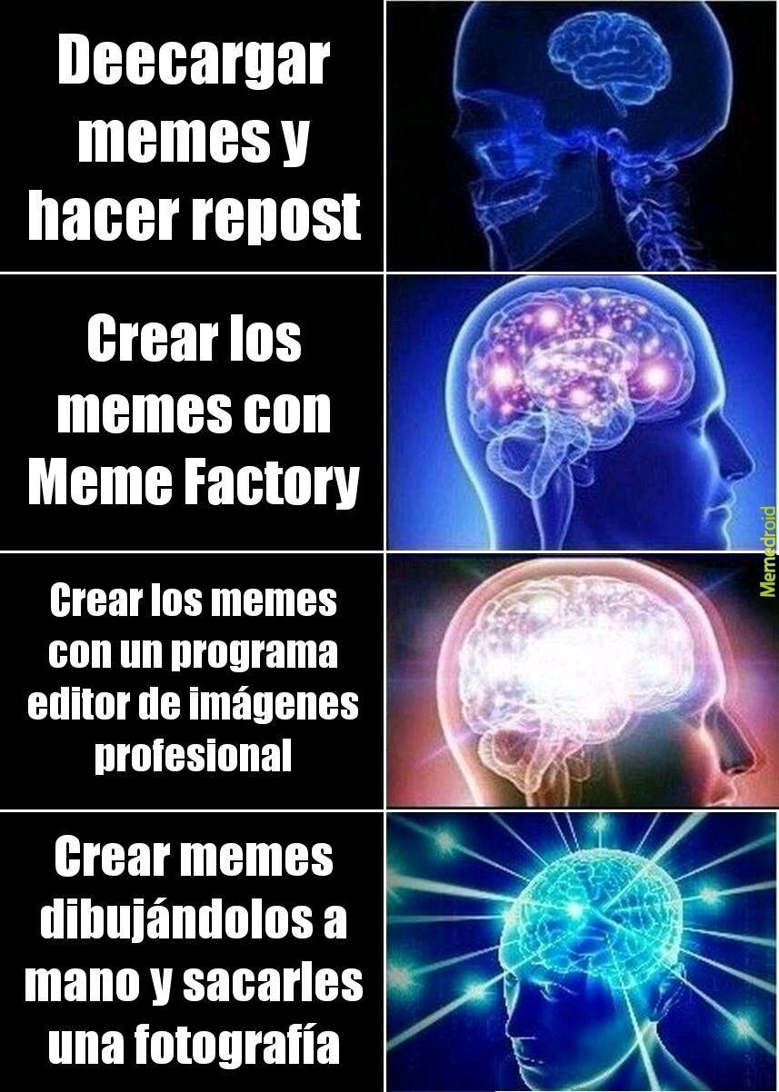 ¿Y vos, como hacés tus memes?