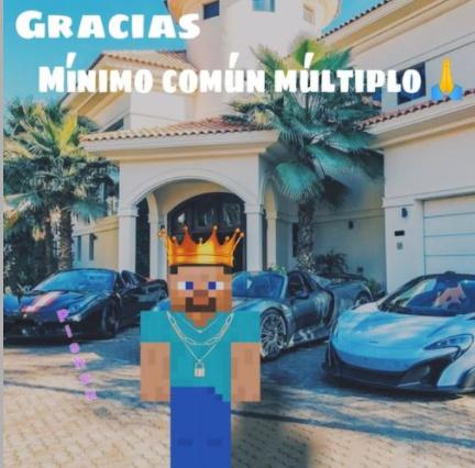 Gracias Minimo Comun Multiplo  - meme