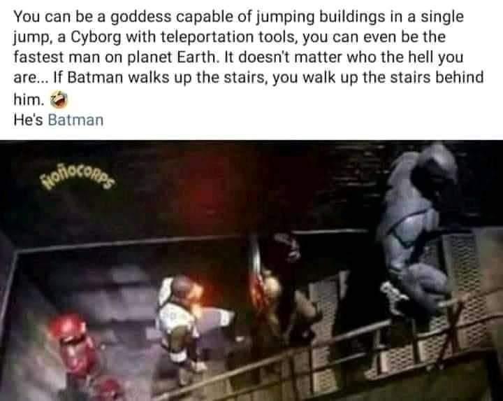 Batman Beyond Everything - meme