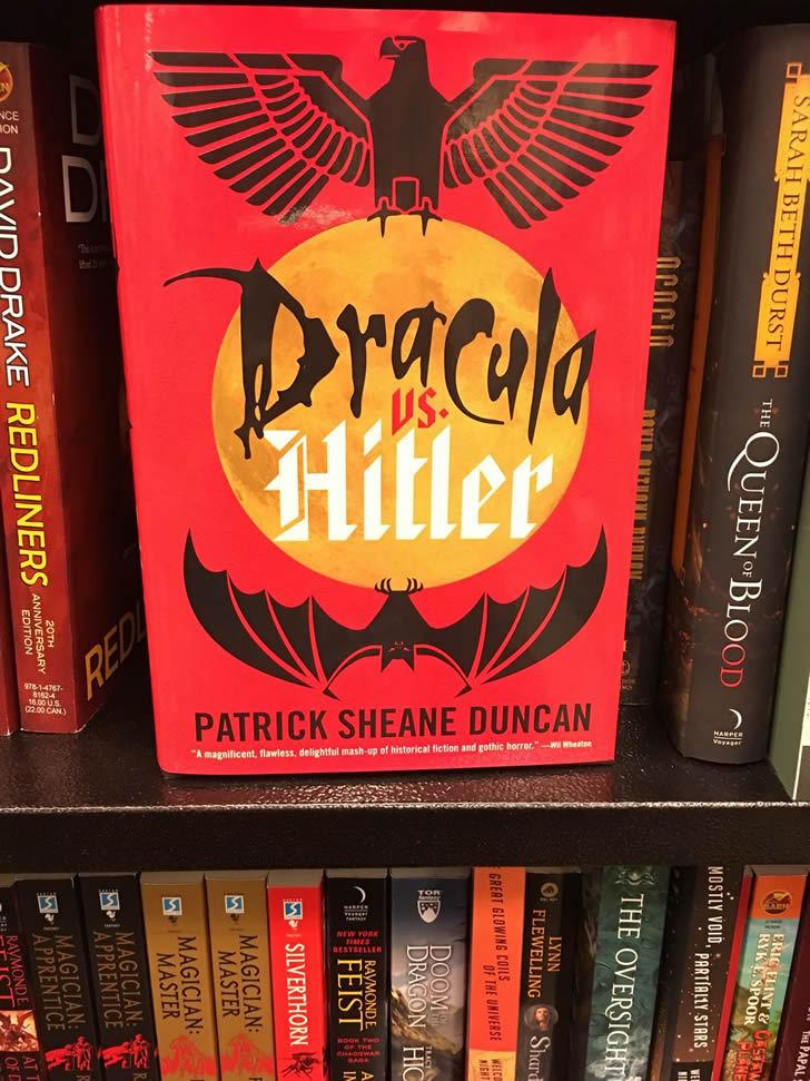 Como olvidar cuando Hitler luchó contra Drácula :') - meme