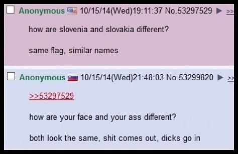 As a Slovak person I find this funny as heck - meme