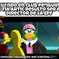 """""""Operación apagón"""" fue el mejor evento de club penguin. Change my mind :^)"""
