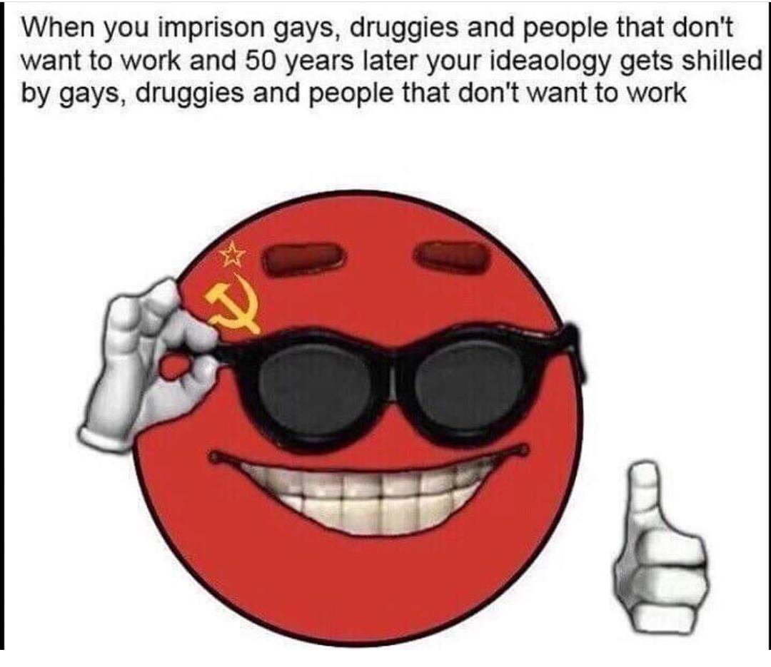 Communism amirite - meme