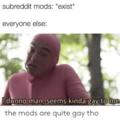 Pink guy memes