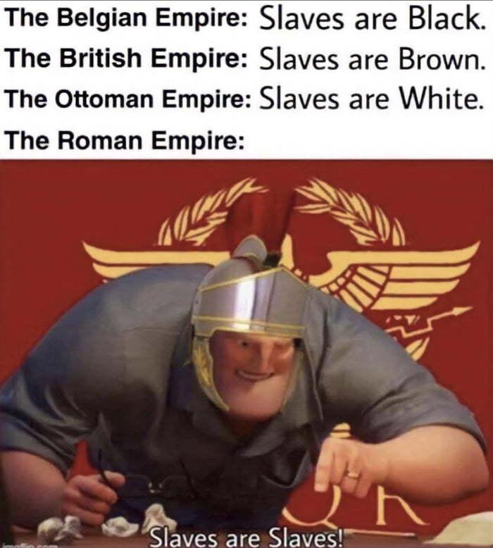 Le slaves - meme