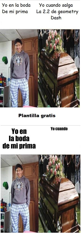 meme + plantilla gratis