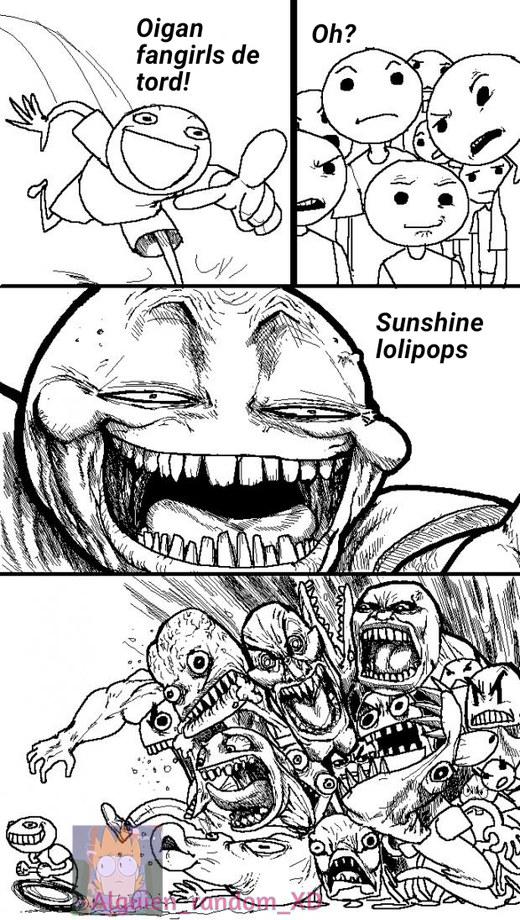 CONTEXTO: Sunshine Lolipops es una cancion que odia tord de eddsworld por su tono alegre PD: quise hacer otro meme de estos con buena calidad