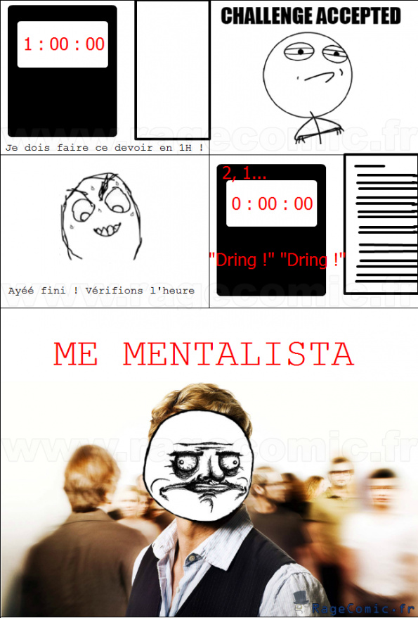 Mr Mentalista - meme