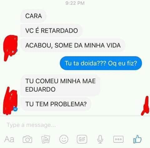 Poha Eduardo - meme