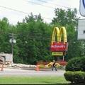 tant d'amour entre les fast food