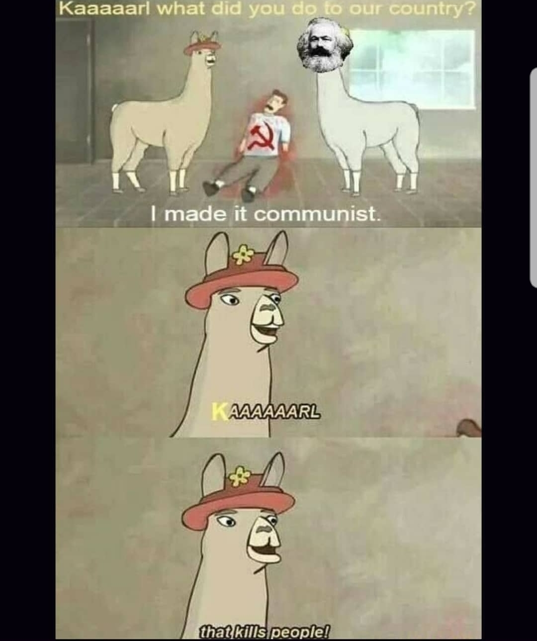 Classic meme re-imagined for ZA