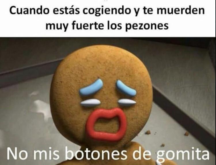 nooo!mis gomitas - meme