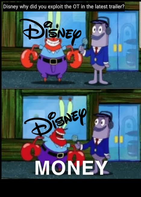 Disney: Nostalgia Time! - meme