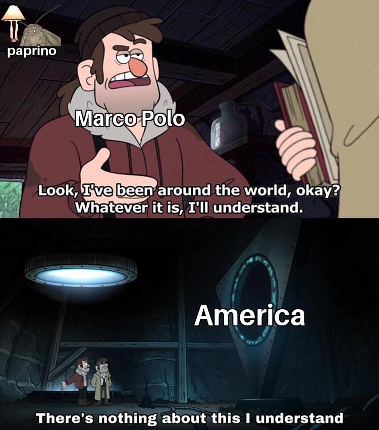 Marcoooo Poloooo - meme