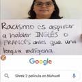 Entonces soy racista, xD