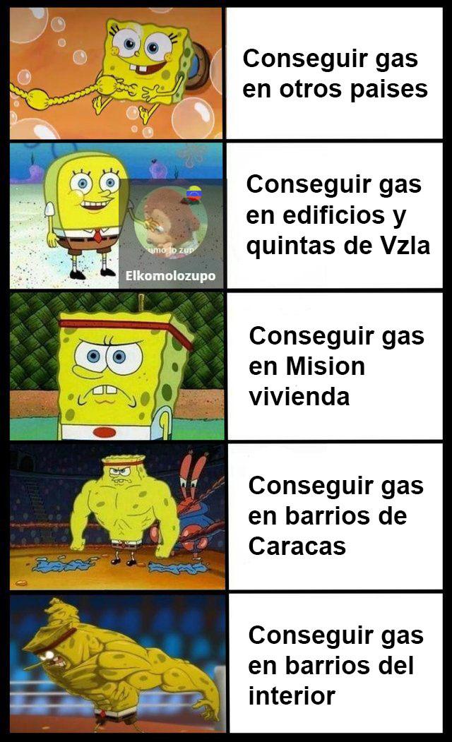 Solo en Venezuela - meme
