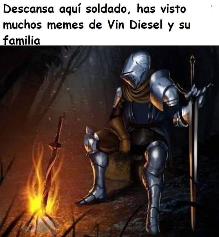 DESCANSA AMIGO - meme