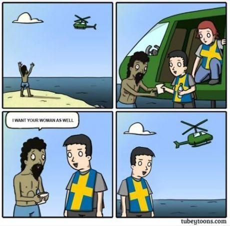 Swedistan - meme