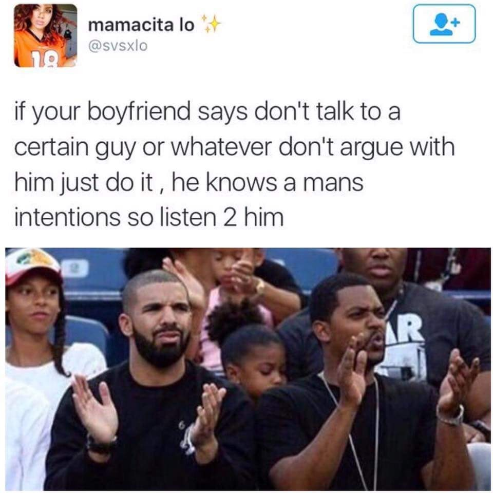 She seems loyal - meme