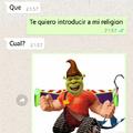 La mejor religión del mundo