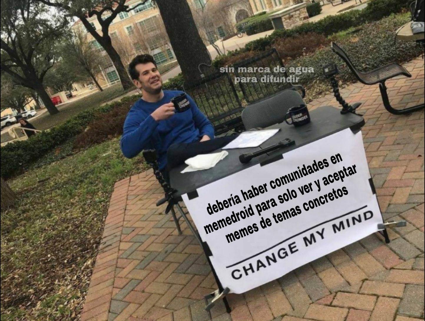 Hay que difundirlo aunque novagecko no haga caso - meme