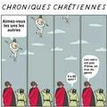 J,'aime la chrétienté