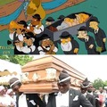 the world is copying the Simpsons