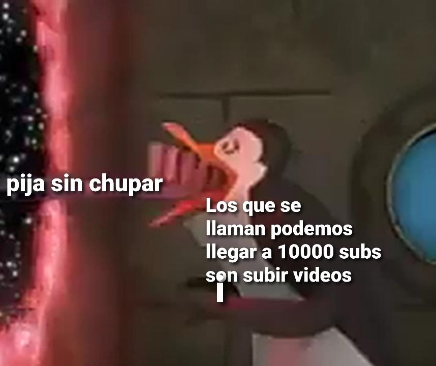 Ponches usuarios castrosos - meme