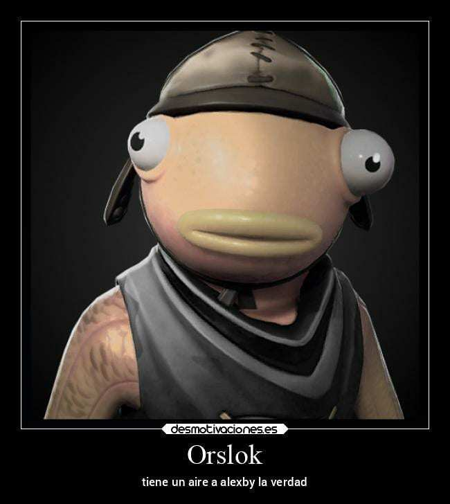 orslokX - meme