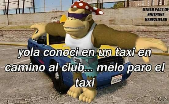 Taxi - meme