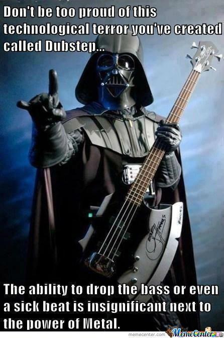 Favourite metal band? - meme