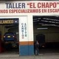 "Taller ""El Chapo"""