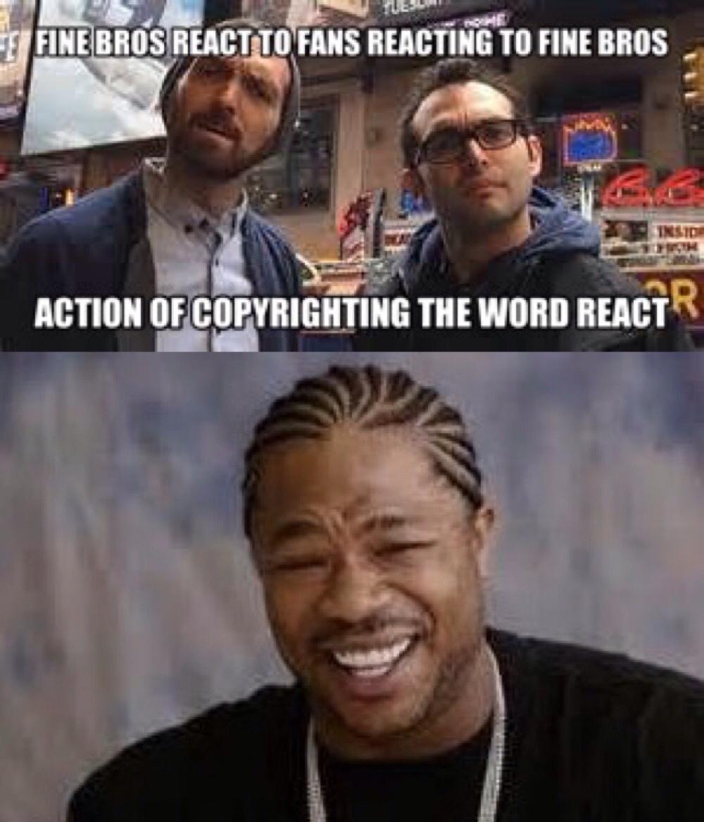 react - meme