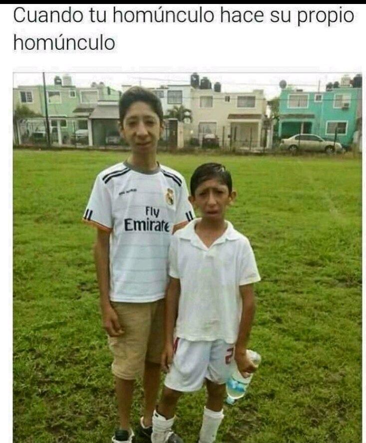 homunCULO - meme