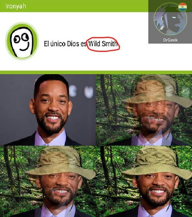 El esmid salbage - meme