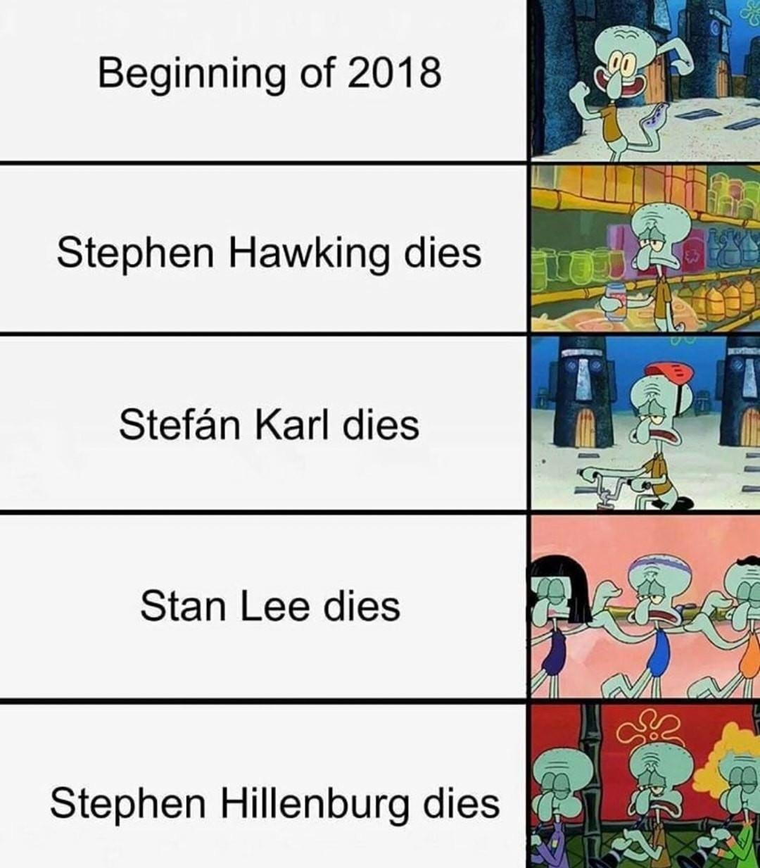 Stefan Karl was a great guy - meme