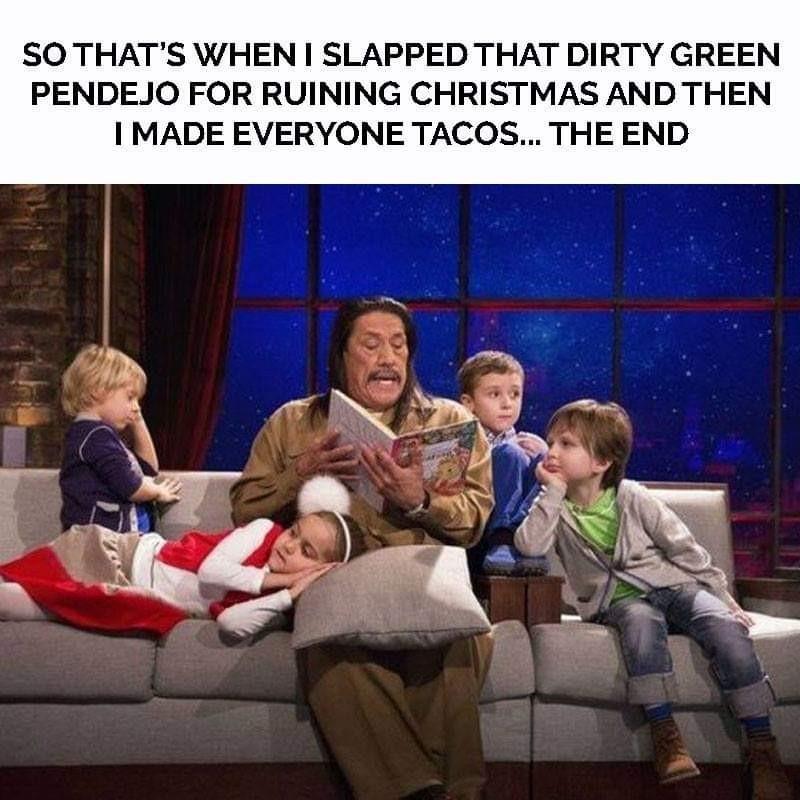 Christmas Story Meme.Machete S Christmas Story Meme By Smf1985 Memedroid
