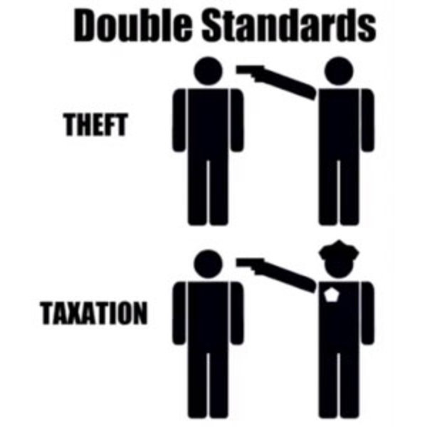 Taxation is theft change my mind - meme
