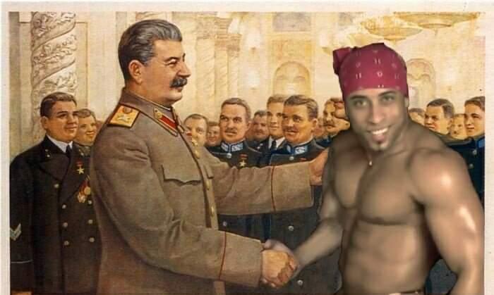 A arma secreta de Hitler - meme