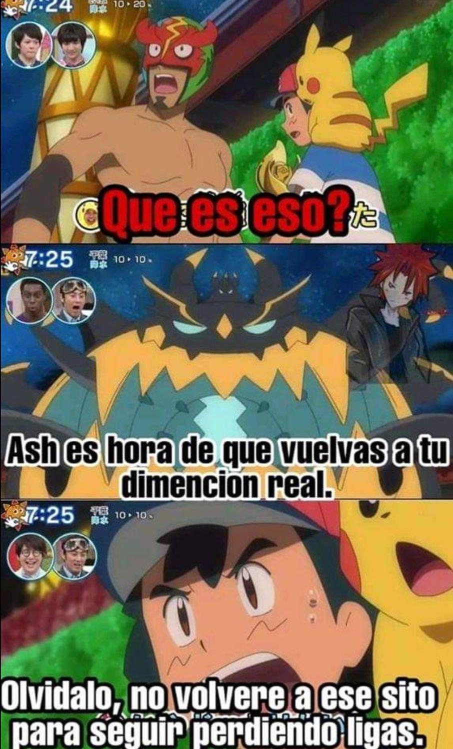 Ash campeon 15/s/19 - meme