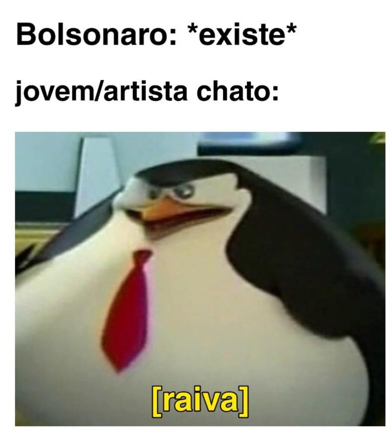 Dentadura militar - meme