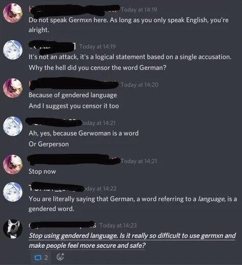 Gerwoman - meme