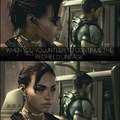 Sheva is my favourite RE female.