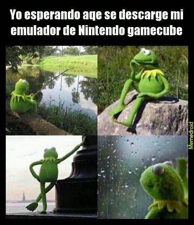 Gamecube - meme