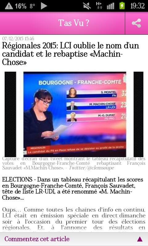 Le pauvre ! :-/ Source : 20minutes.fr - meme