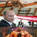 El poder de Rusia :v