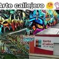 Artistas callejeros...
