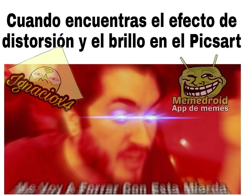 Picsart - meme