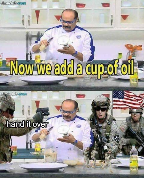 oil - meme